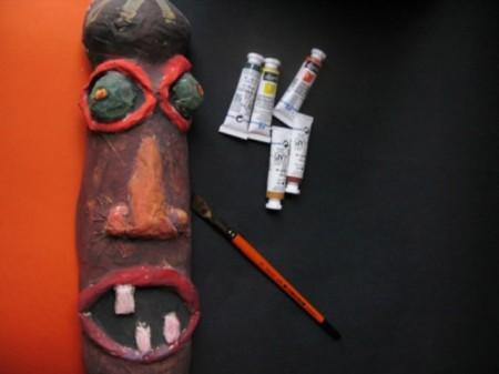 Izdelajmo masko 5 - ustvarjalnica - brezideje.si