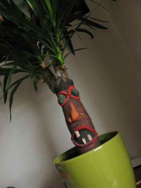 Okrasna maska - ustvarjalnice - brezideje.si