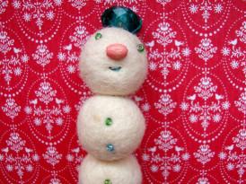 Broška Snežak