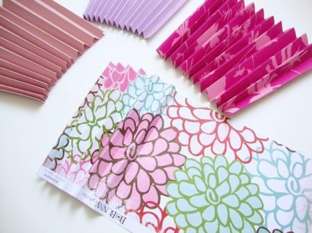 Izdelaj vetrnico v obliki cveta - brezideje.si - 2a