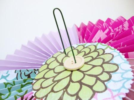 Izdelaj vetrnico v obliki cveta - brezideje.si - 2c