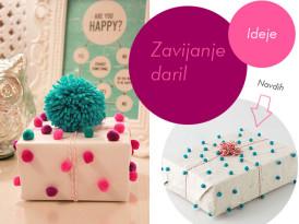 Zavijanje novoletnih daril