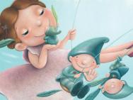 Maja Lubi - ilustracija - Si, ceprav te ni