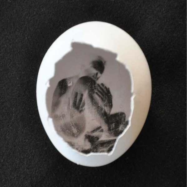 Umetnine iz jajcne lupine - 11
