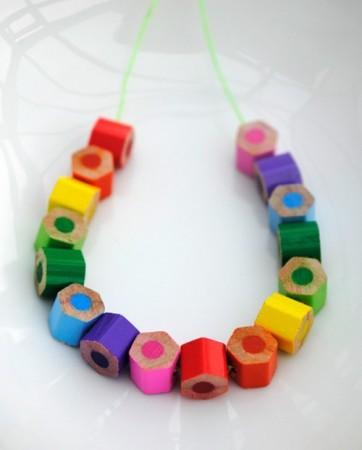 Ogrlica iz barvic 5