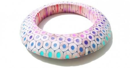 Ogrlica iz barvic 8