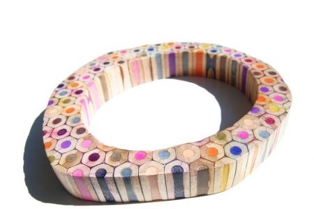 Ogrlica iz barvic 9