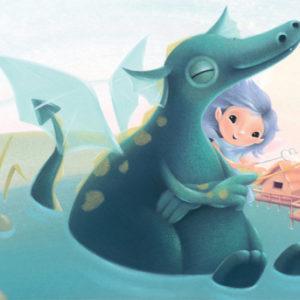 Ilustracija Maja Lubi - Ekvorna
